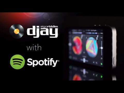 djay + Spotify: The #1 DJ App, Now With Millions of Tracks