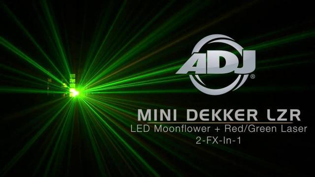 ADJ Mini Dekker LZR