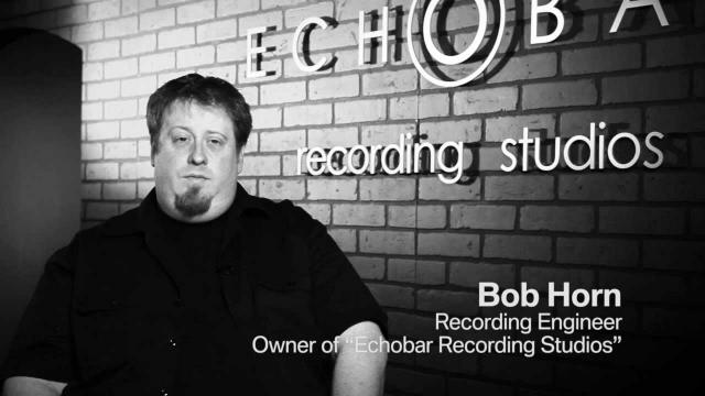 Bob Horn // Using the LEWITT LCT840 and LCT940