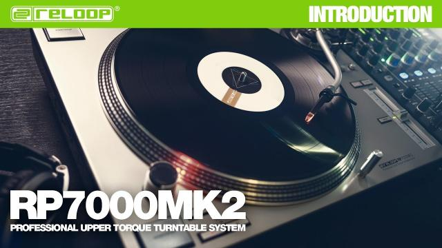 Reloop RP-7000 MK2 – NextGen Professional Upper Torque Turntable System (Introduction)