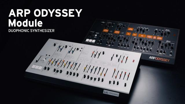 ARP ODYSSEY Module | Reborn again for your desktop