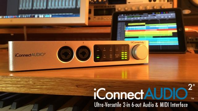 iConnectAUDIO2+ Introduction