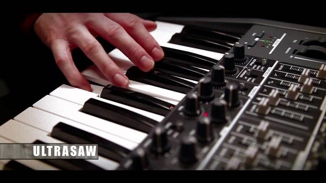 Introducing Arturia MiniBrute Analog Synthesizer