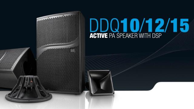 LD Systems DDQ Series  - 10
