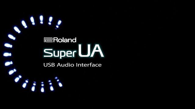 Super UA — Audiophile-grade interface for Mac and PC