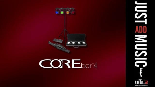 COREbar 4 by CHAUVET DJ