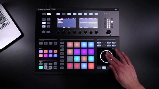 Maschine Studio Overview | Native Instruments