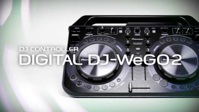 DDJ-WeGO2 Official Walkthrough - iPad, iOS Algoriddim djay Controller