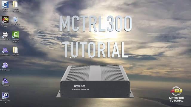 ADJ MCTRL300 Tutorial