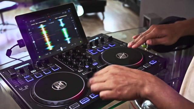 Reloop Beatpad for DJAY 2: Performance Showcase featuring DJ Angelo