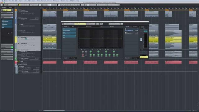 Mix and Track Handling | New Features in Cubase Pro 8.5