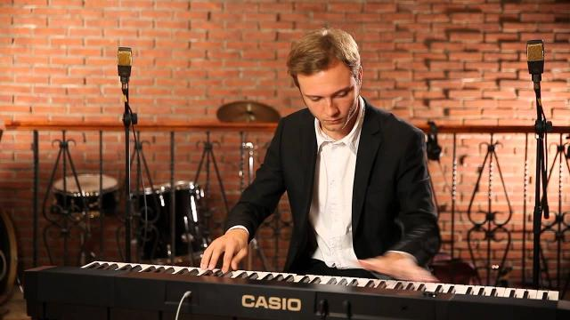 CASIO CDP 130 - Shostakovich Prelude op.34 no.2