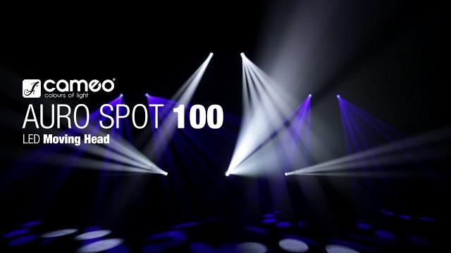 Cameo Auro® Spot 100 - LED Moving Head