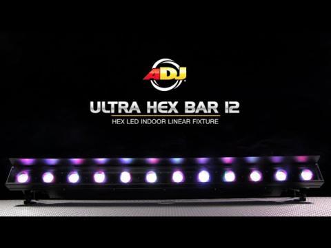 Ultra Hex Bar 12