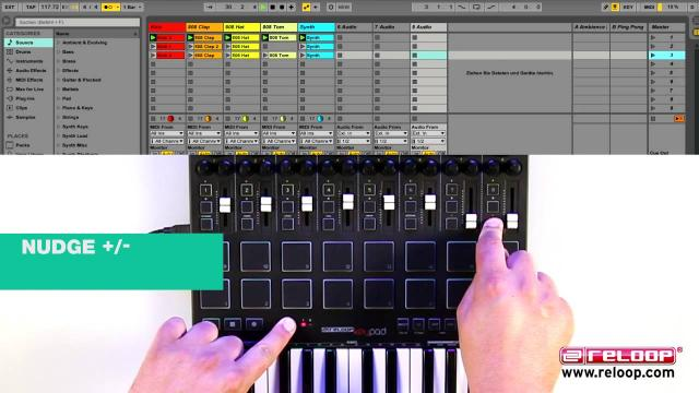 Reloop Keypad Tutorial: 4/4 (DE)