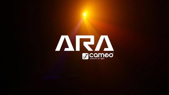 Cameo ARA - Derby Matrix Beam Light