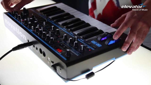 Elevator Vlog - Folge 28: Novation Bass Station 2 Sound Demo, Presets