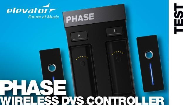 PHASE - Wireless DVS Controller - Test (englisch mit deutschen Untertiteln)