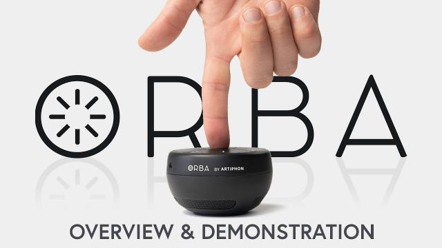 Orba by Artiphon – Overview & Demonstration