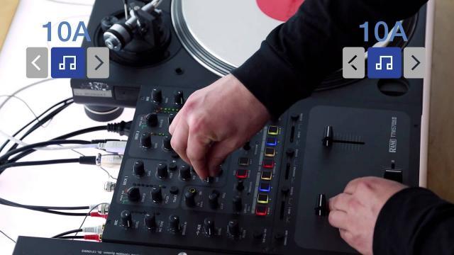 Serato DJ 1.8 - Key shifting & Hardware remapping