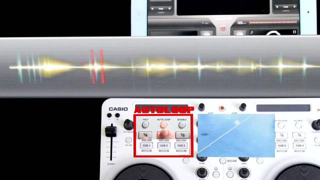 CASIO XW-J High Mobility VJ/DJ Controller - Tutorial Video