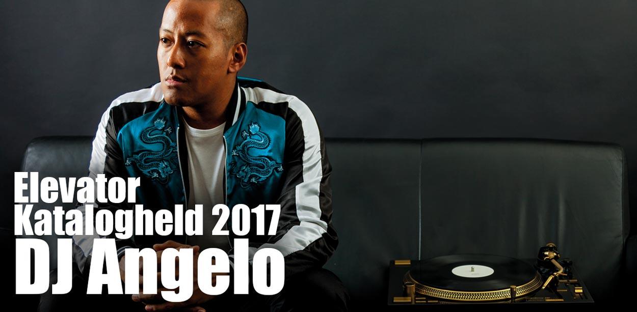 Elevator Katalogheld 2017 - DJ Angelo