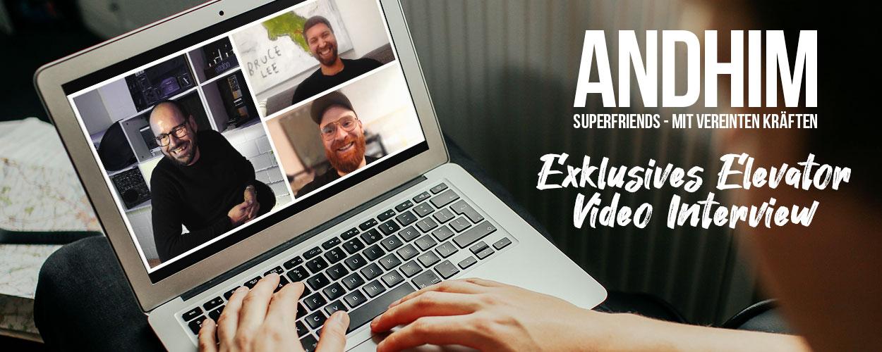 ANDHIM Video Interview - Katalog 2020