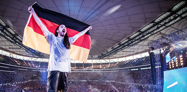 World Club Dome - Steve Aoki