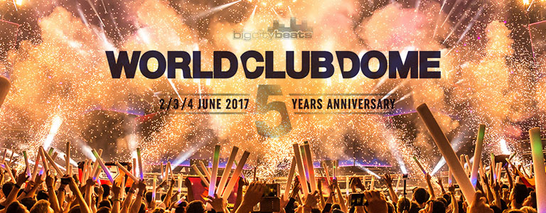 World Club Dome 2017
