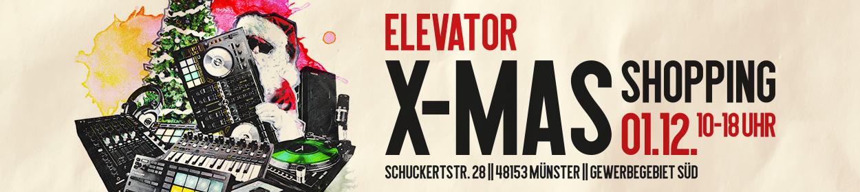 Elevator X-Mas Shopping 2018