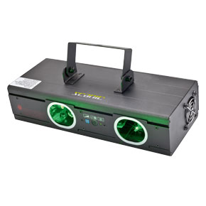 Scanic 2 Head Green Laser
