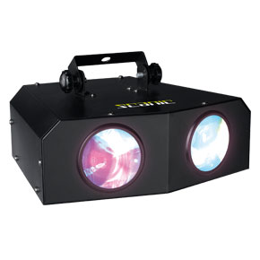 Scanic LED 2 Eyes Light DMX