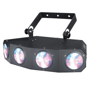 Scanic LED 4 Eyes Light DMX