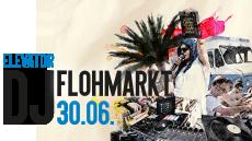 Elevator DJ Flohmarkt