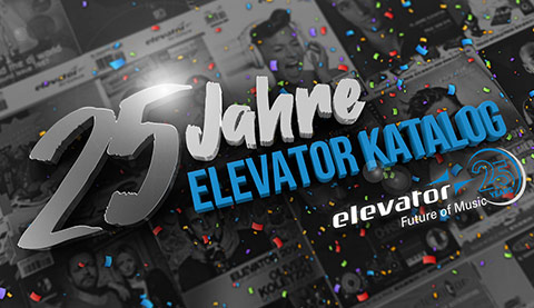 25 Jahre Elevator Katalog