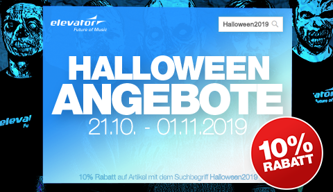 Halloween Angebote 2019