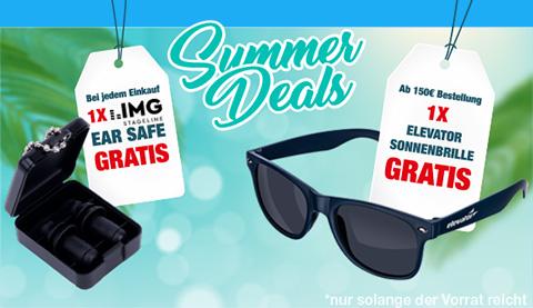 Elevator Summer Deals
