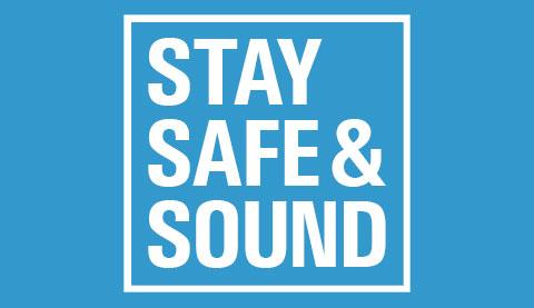 Stay home, safe & sound: Good news!