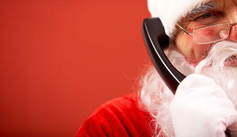 Weihnachten beim Elevator