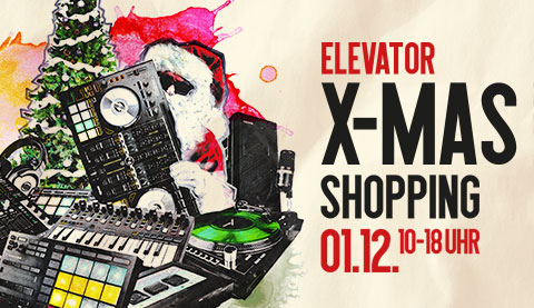 Elevator X-Mas Shopping 2018