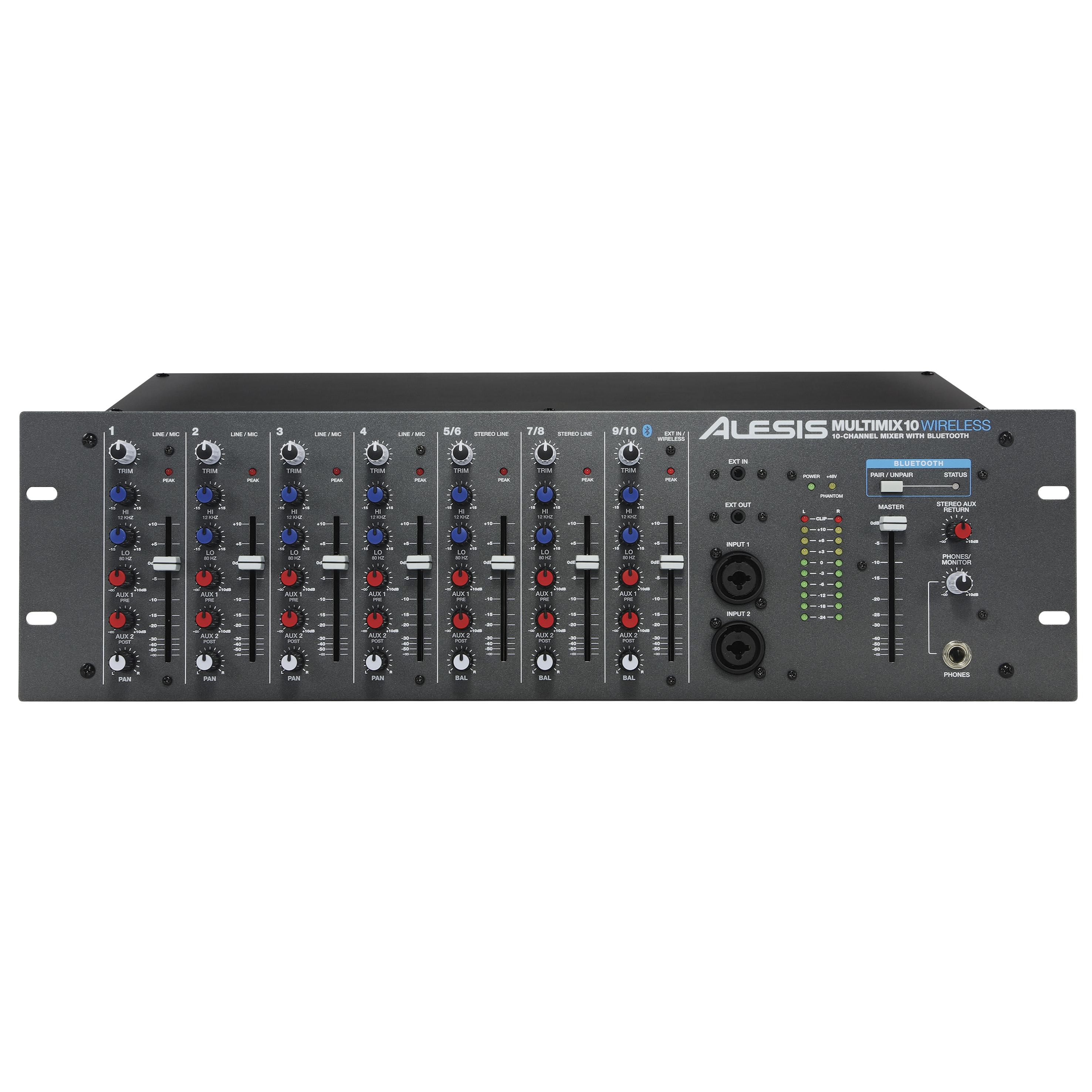 Alesis MultiMix 10 Wireless 226807