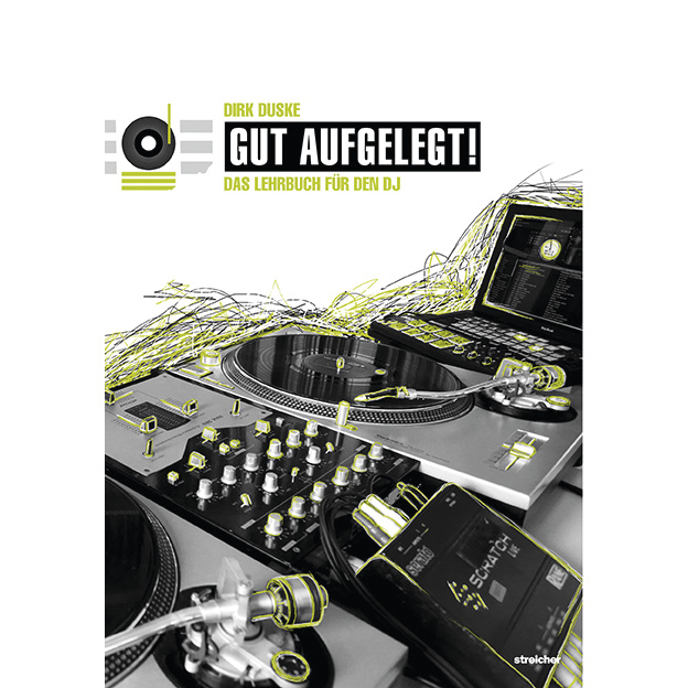 Bundle Dirk Duske Gut aufgelegt! Das Lehrbuch für den DJ inkl. DVD 236411