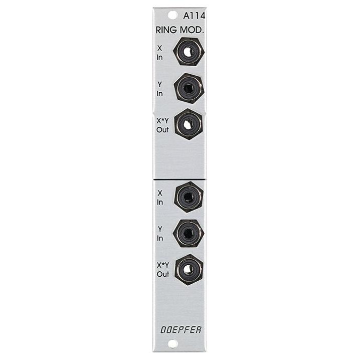 Doepfer A-114 Dual Ringmodulator 236677