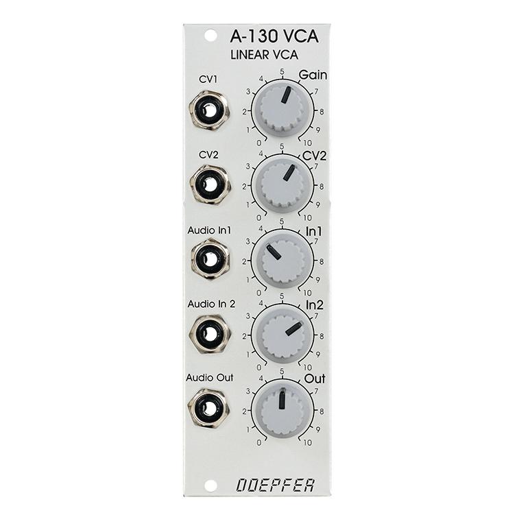 Doepfer A-130 VCA linear 236678