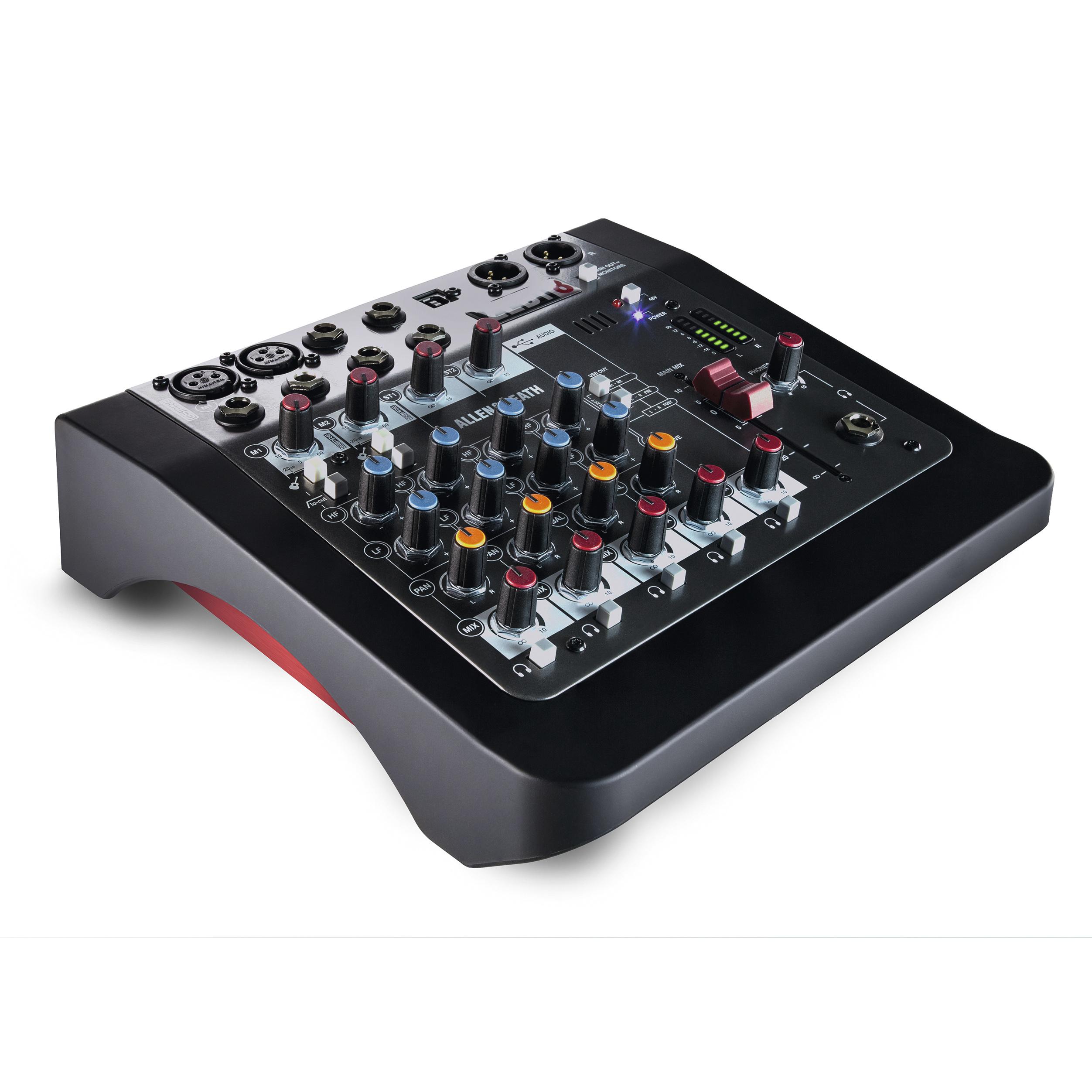 Allen & Heath ZEDi-8 Hybrid aus Mixer und Interface 236892
