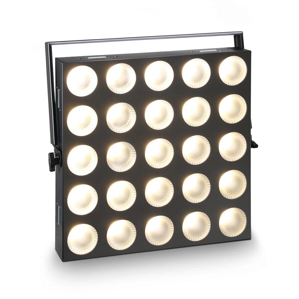 Cameo Matrix Panel 3 WW 5 x 5 LED Matrix Panel mit Single Pixel Control 238107