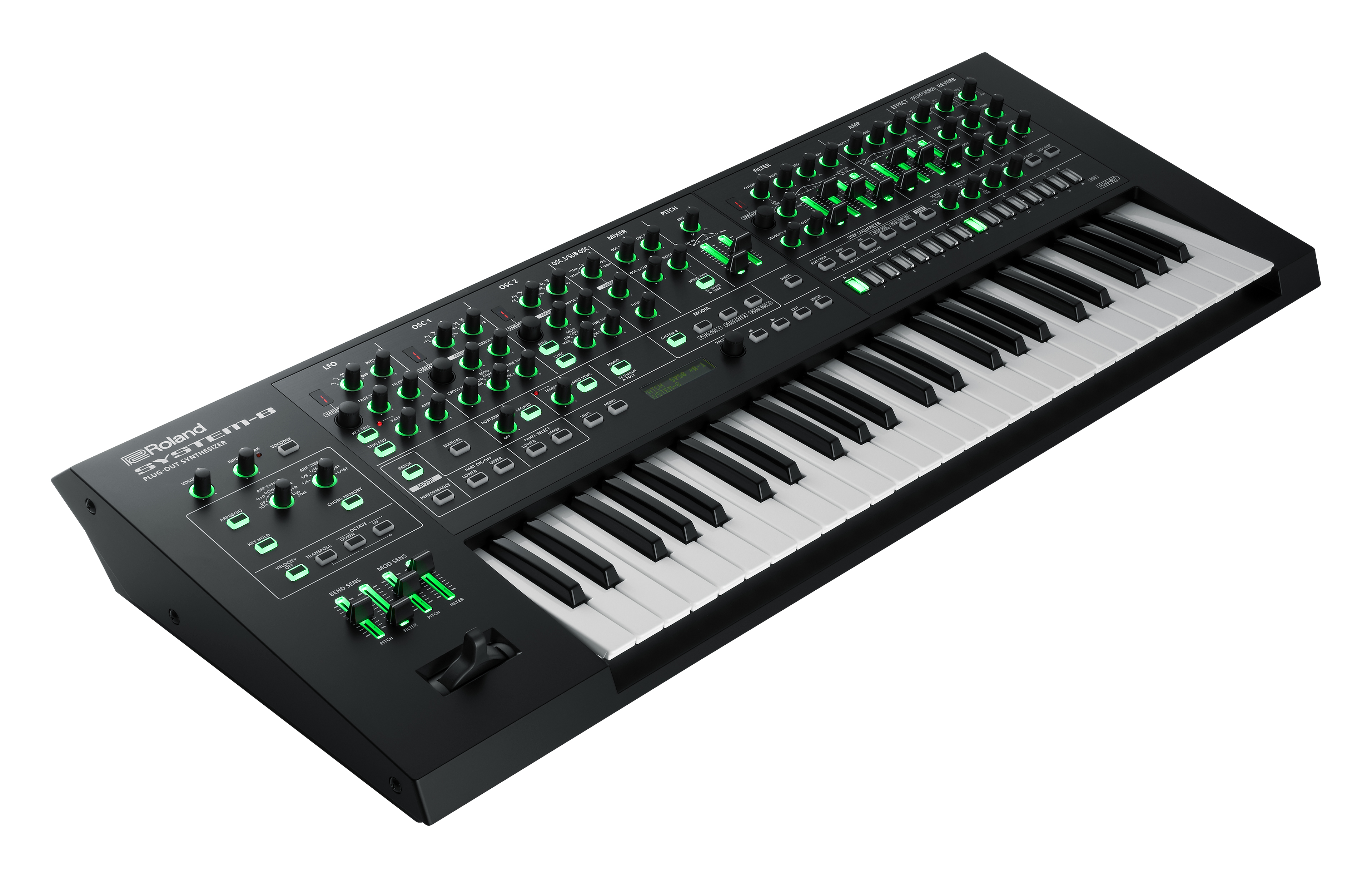 Roland Aira SYSTEM-8 Plug-Out Sythesizer 238540