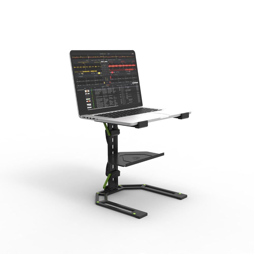 Gravity LTS 01 B Verstellbarer Ständer für Laptops und Controller 239948