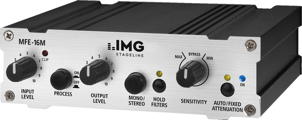 IMG Stageline IMG Stage Line MFE-16M Stereo-DSP-Feedback-Controller 240211