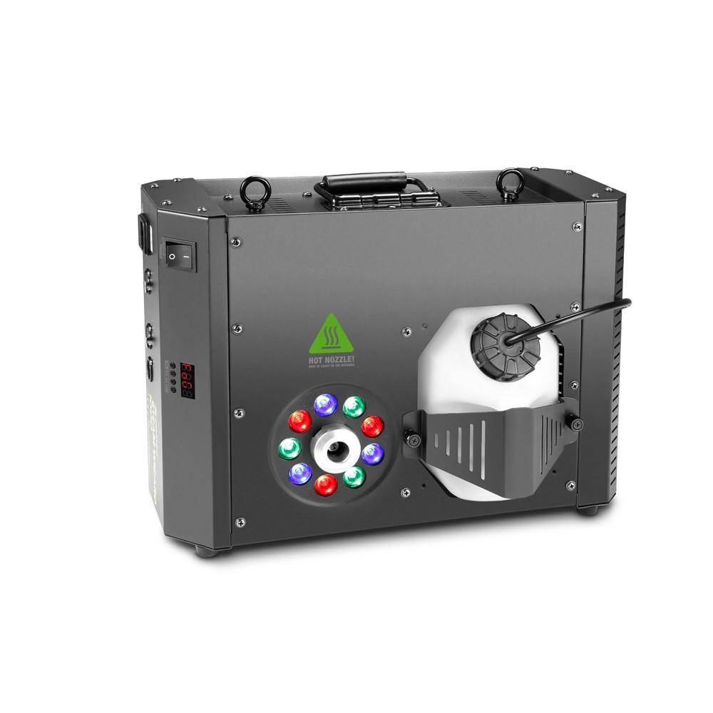 Cameo STEAM WIZARD 1000 Nebelmaschine mit 9 LEDs für farbige Nebeleffekte 240590